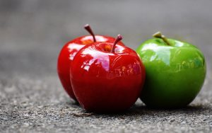 Healthiest and most excellent apples