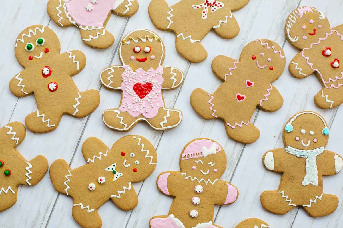 The Gingerbread   Best Recipe with Ginger  Cookies