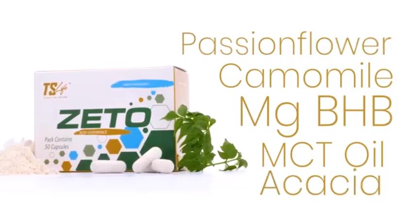 The Keto Pre-cursor Capsule | Benefits of Keto |Natural